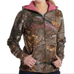 Carhartt Tops - Women's Carhartt Realtree Camo Jacket